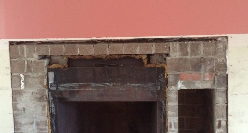 Home Renovations Fireplace