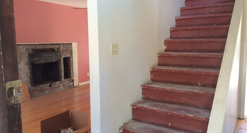 Home Renovations Staircase